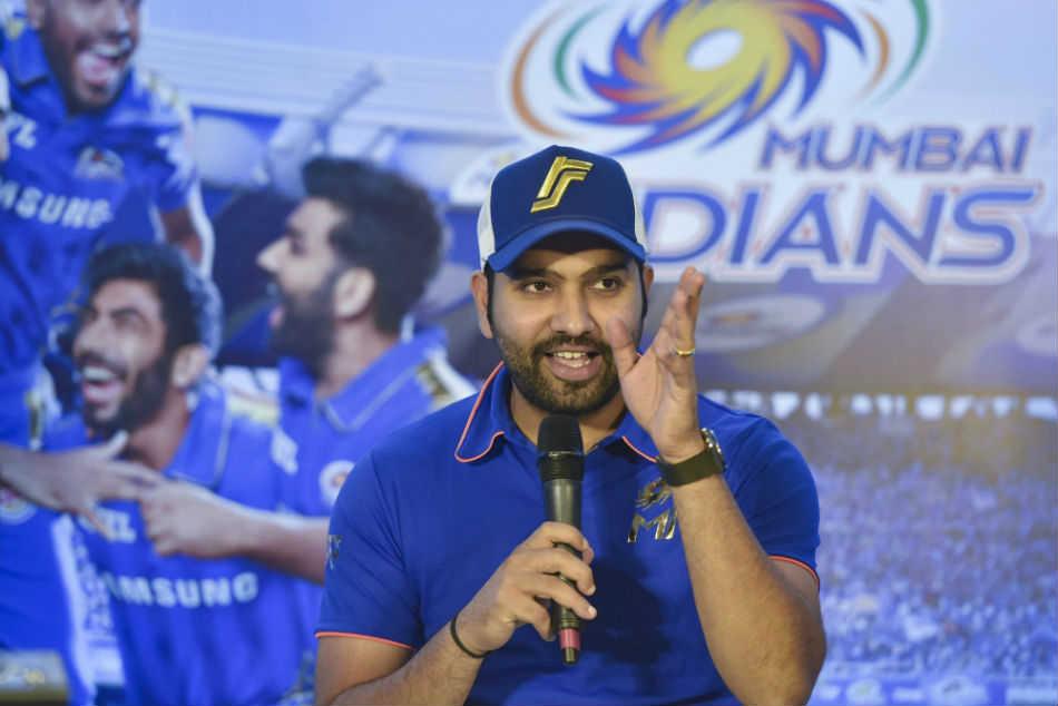 IPL 2020: చెన్నై సూపర్ కింగ్స్ మరో ప్రత్యర్థి మాత్రమే.. రోహిత్ శర్మ కీలక వ్యాఖ్యలు