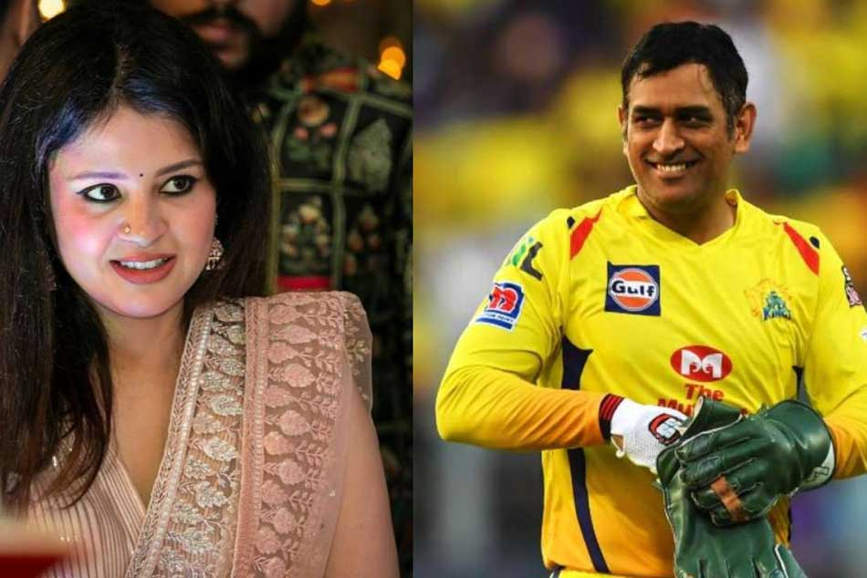 'I wanna see Mahi' Sakshi Dhoni requests during Instagram live session