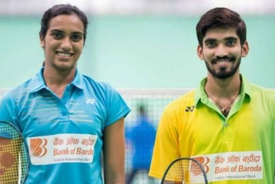 Pv Sindhu Kidambi Srikanth Lead Indian Team For Thomas And Uber Cup