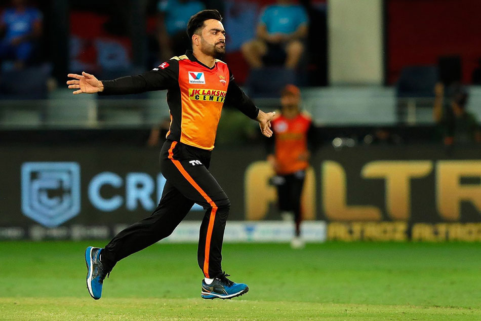 Ipl 2020 Srh Vs Dc Rashid Khan Bowled 6th Most 4 Over Economical Spell In Ipl History
