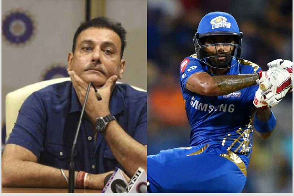IPL 2020, MI vs RCB: India head coach Ravi Shastri posts message for Suryakumar Yadav