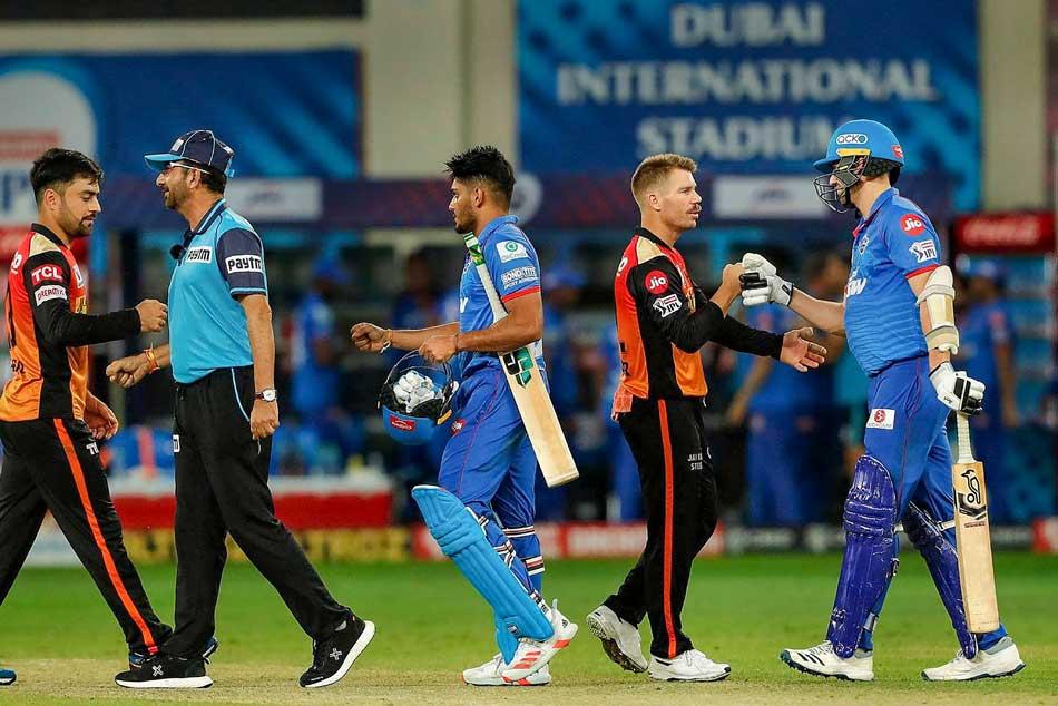 IPL 2020 Playoffs: ఢిల్లీపై ఘన విజయం.. చిగురించిన ఆశలు.. సన్రైజర్స్ ప్లేఆఫ్స్ చేరొచ్చిలా!!