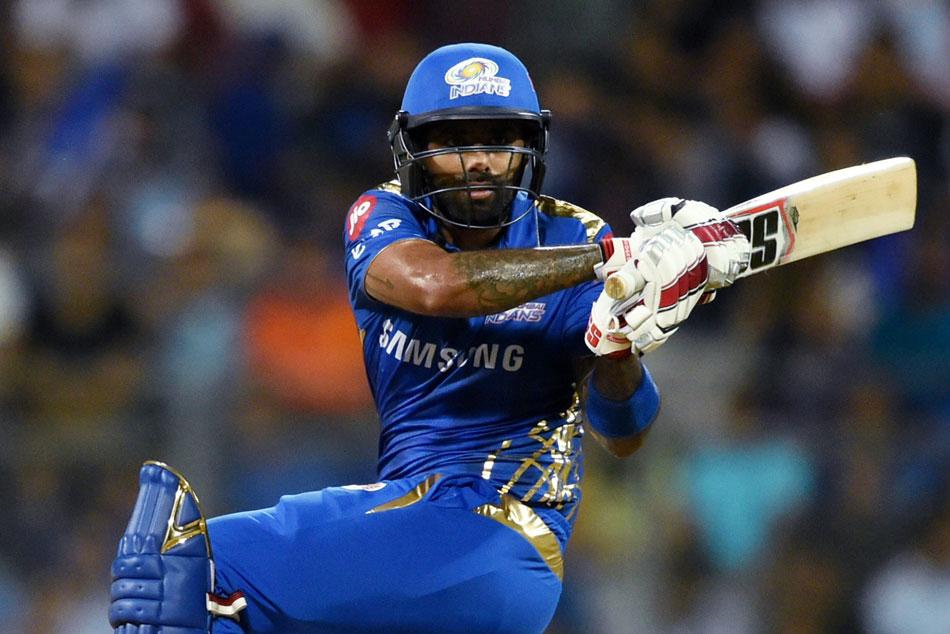 Ipl 2020 Mi Vs Rcb Suryakumar Yadav Stars In Mumbai S 5 Wicket Win