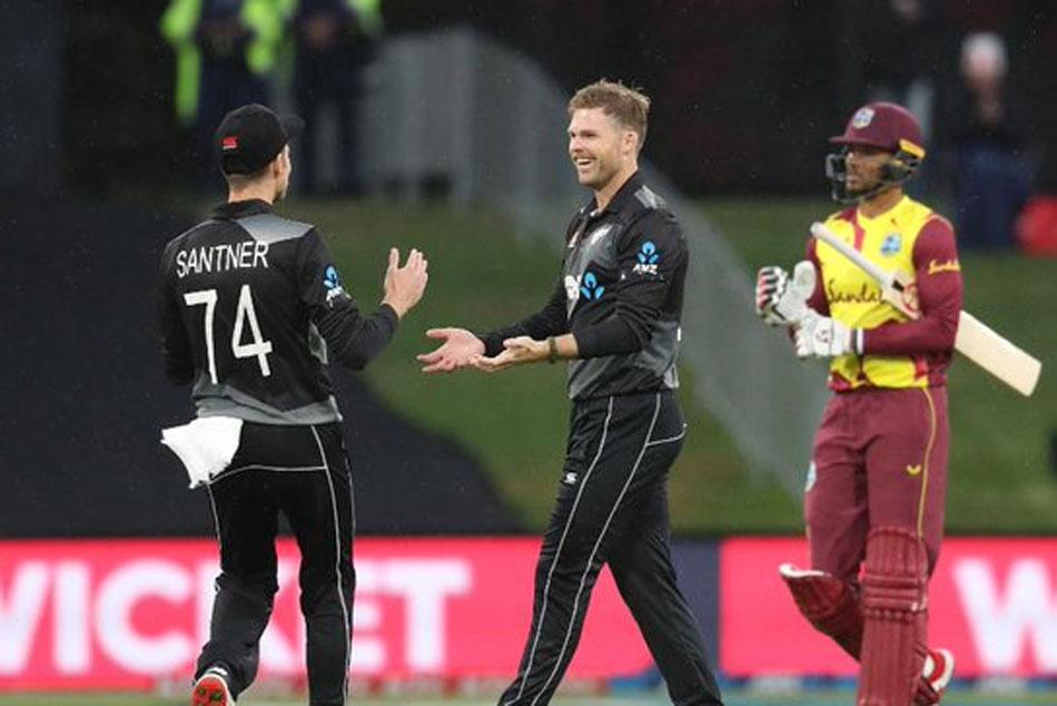 NZ vs WI: మూడో టీ20 వర్షార్పణం.. కివీస్దే సిరీస్!