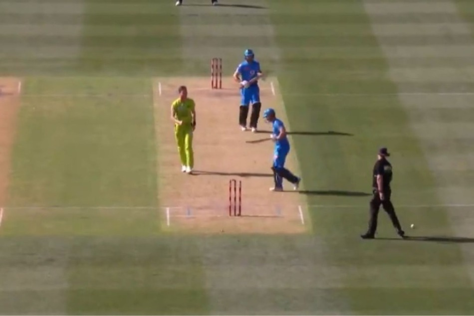 BBL 2020-21: Adelaide Strikers Batsman Run Out At Both Ends In Bizarre Dismissal