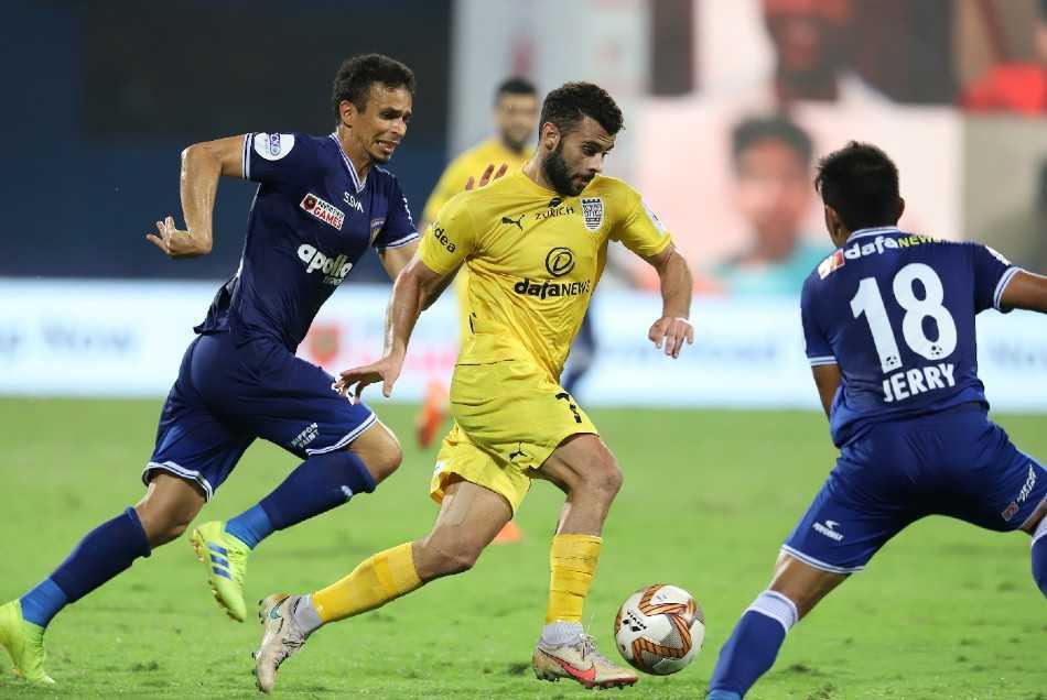 ISL 2020 21: చెన్నయిన్ X ముంబై మ్యాచ్ డ్రా