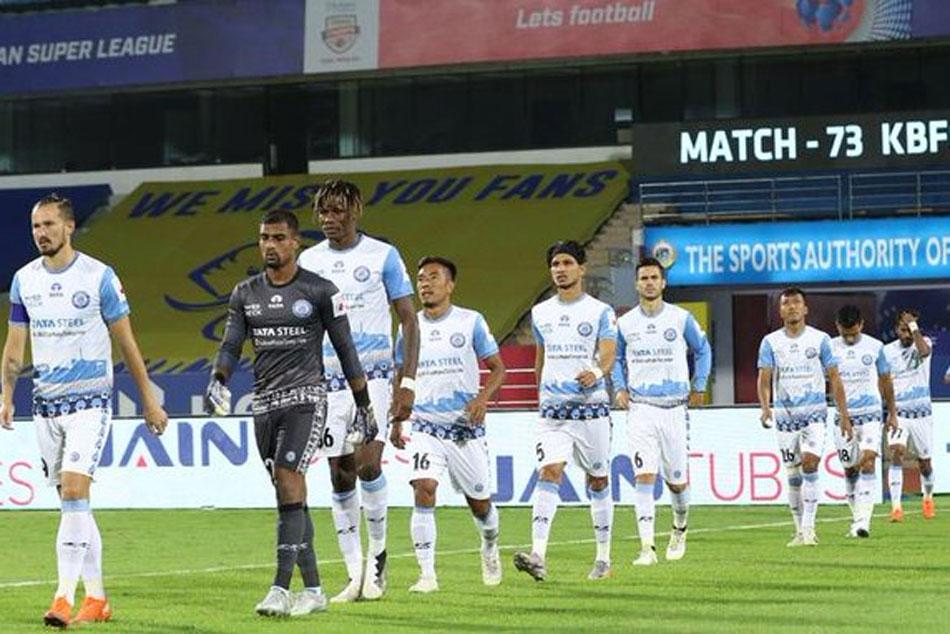ISL 2020-21: కేరళ, జంషెడ్పూర్ మ్యాచ్ డ్రా