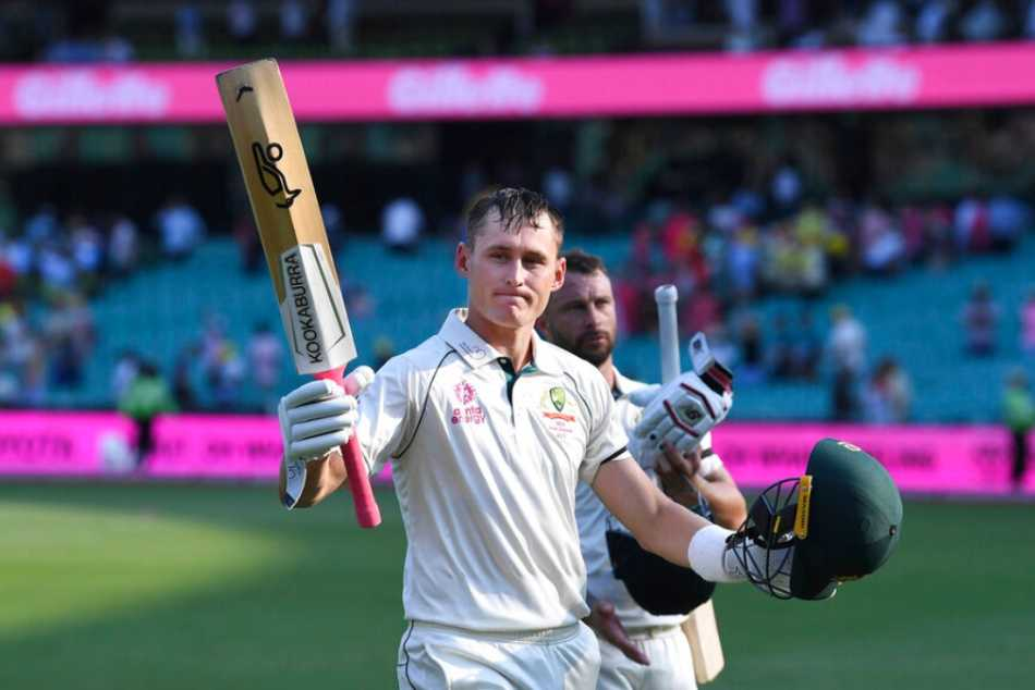 Marnus Labuschagne says I dont plan to celebrate century