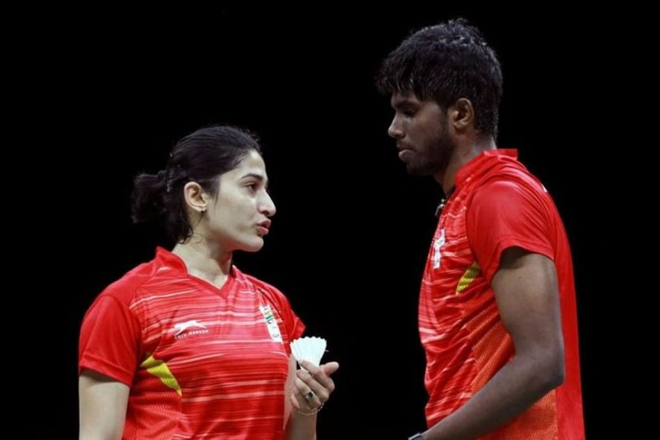 Thailand Open 2021: Indias challenge ends as Satwiksairaj Rankireddy-Ashwini Ponnappa go down in semi-final