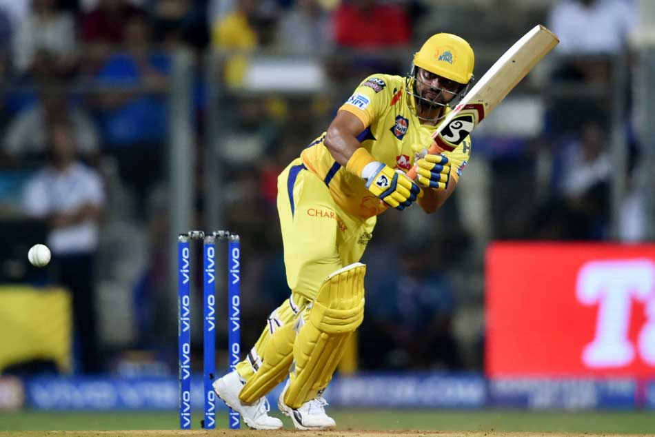 Suresh Raina joins in Rs 100cr club with IPL 2021 contract from CSK