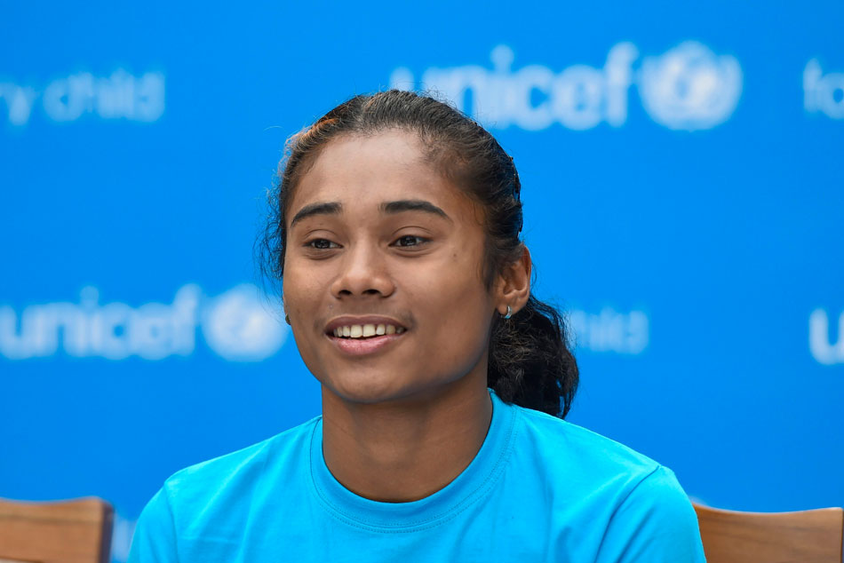 Sprinter Hima Das Appointed As Dsp By Assam Government