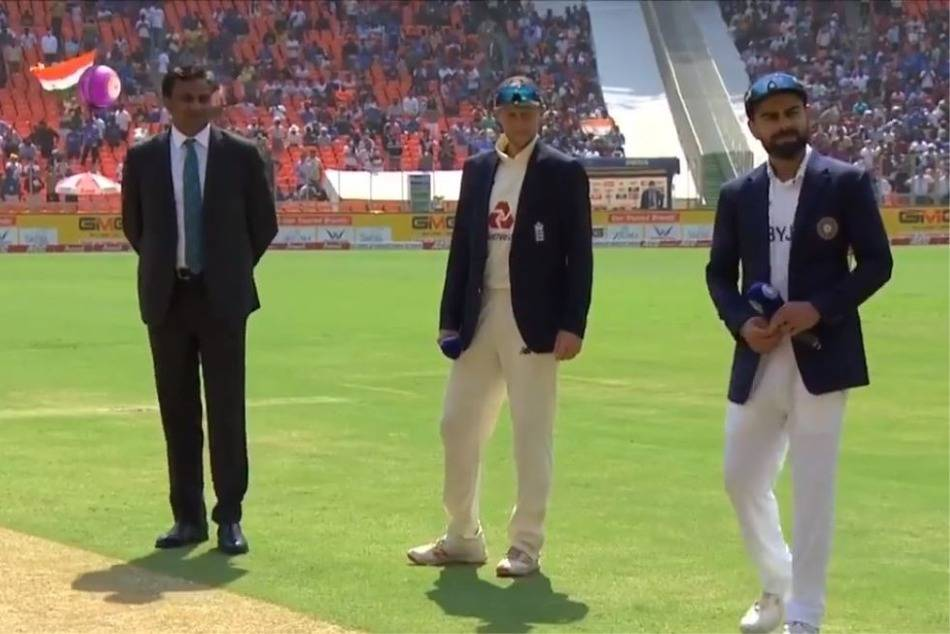 India Vs England: England Have Won The Toss And Have Opted To Bat.