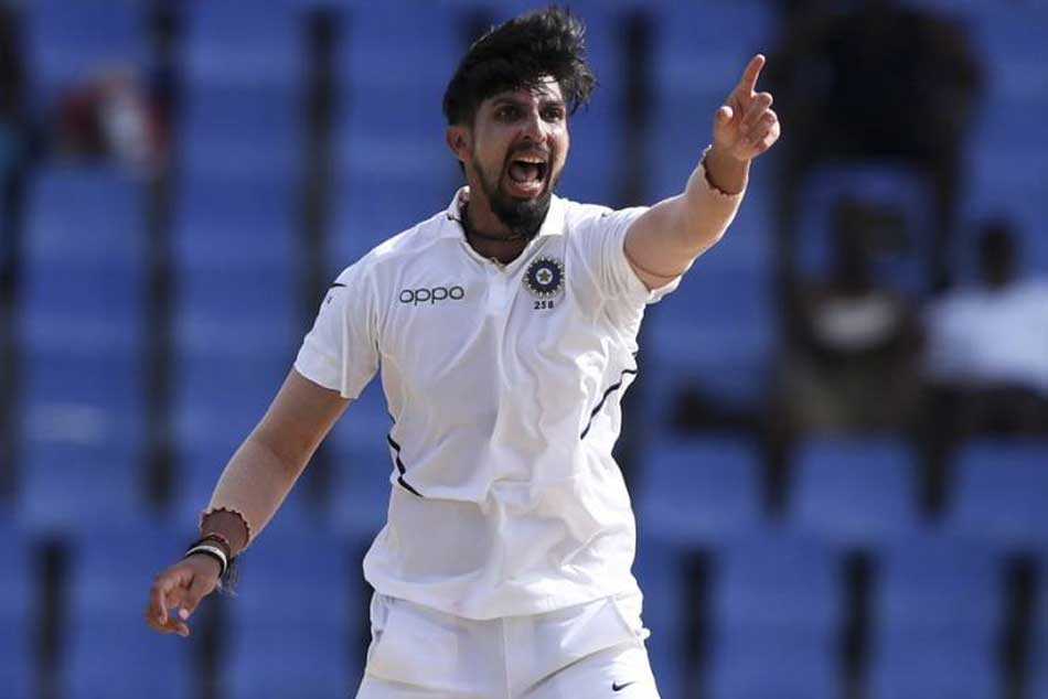 Ishant Sharma will become the second Indian pacer after Kapil Dev to complete 100 Tests