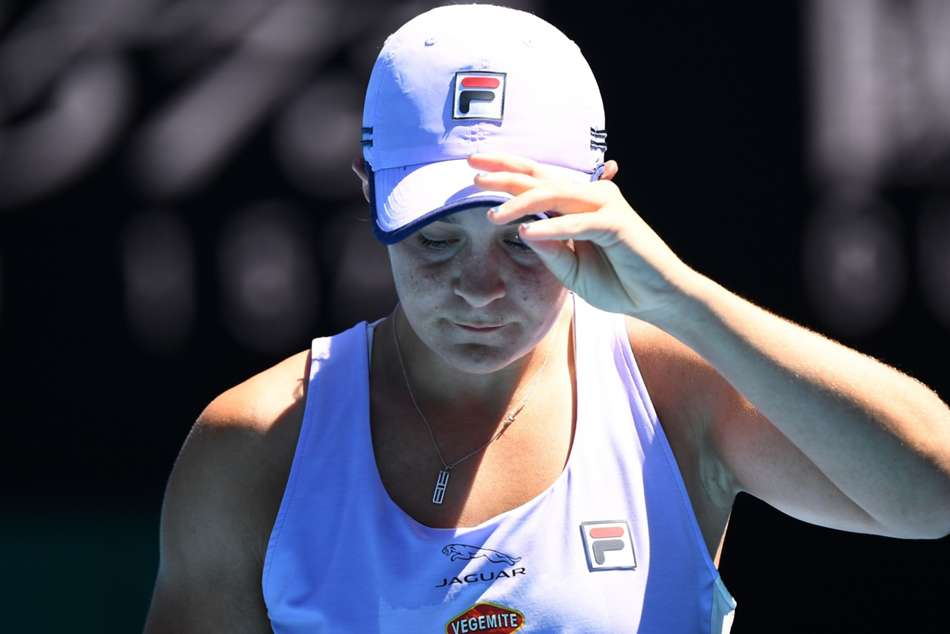 Australian Open 2021 Karolina Muchova Knocks Out Ashleigh Barty To Enters Semi Finals