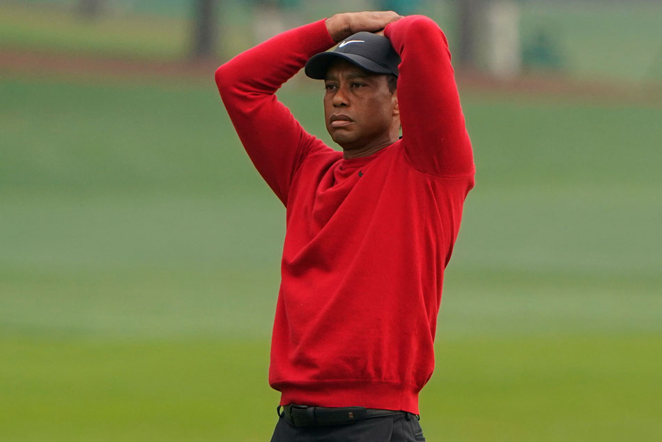 Tiger Woods Suffers Leg Injuries After Major Car Crash In California