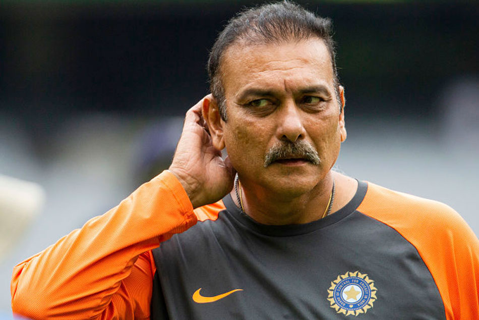 India Vs England Ravi Shastri Gets First Dose Of Covid 19 Vaccine