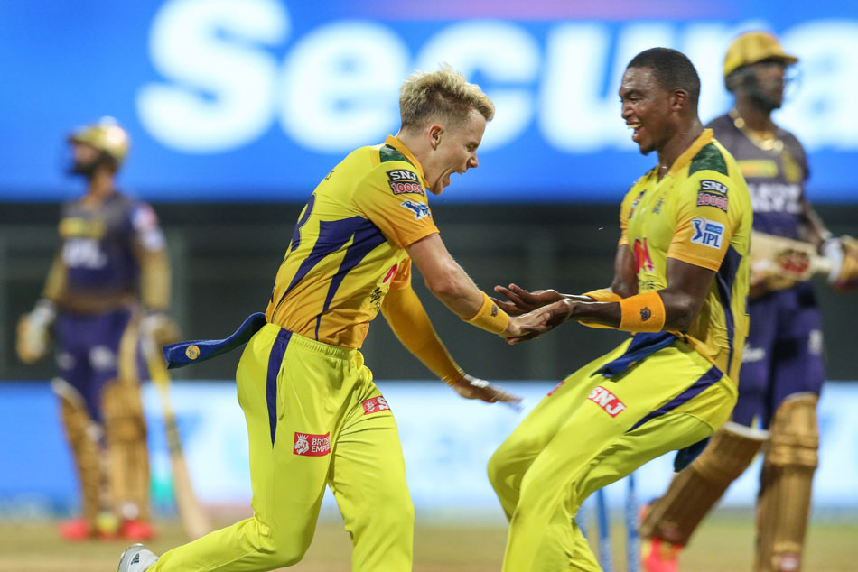 IPL 2021: Twitter Reactions after CSK beat KKR by 18 runs in a breathless encounter