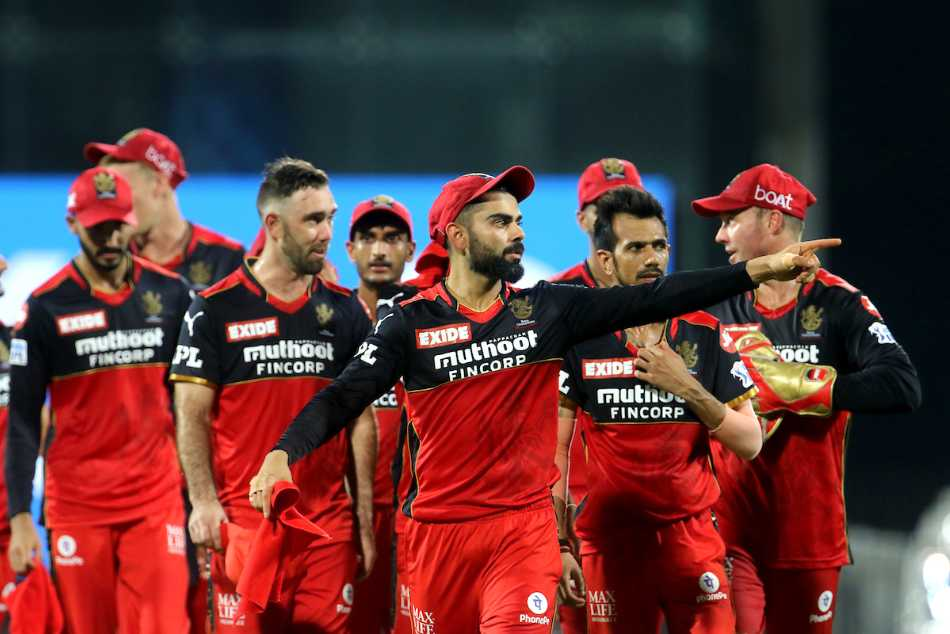 IPL 2021: RCB beat KKR by 38 runs for hat-trick of wins