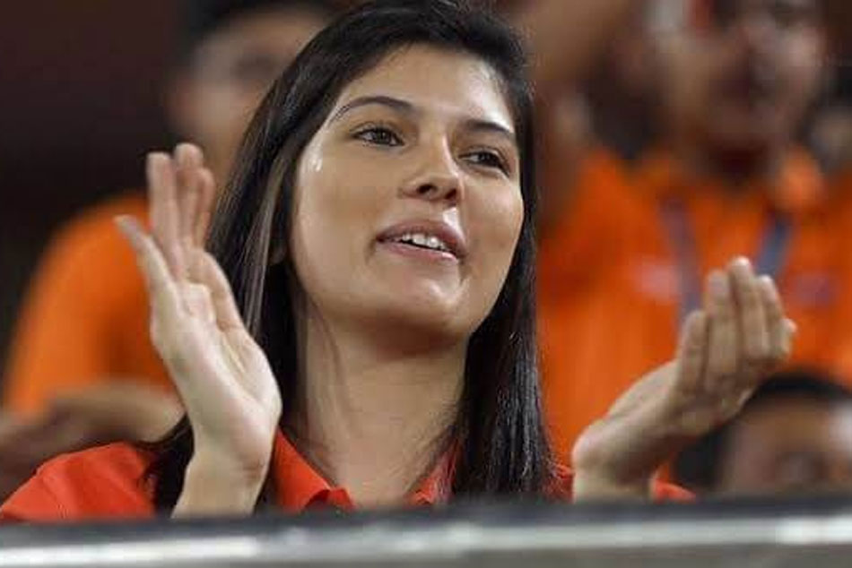 PKBS vs SRH: Finally Sunrisers Hyderabad Owner Kaviya Maran Has Smile On Her Face Fans Exicted