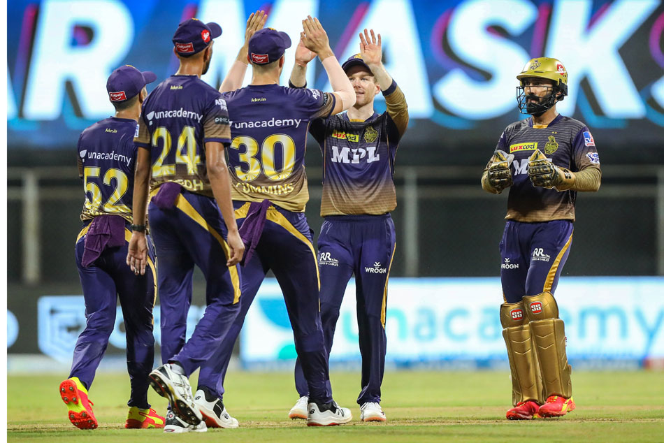 IPL 2021: KKR captain Eoin Morgan fined Rs 12 lakh for maintaining slow over-rate against CSK