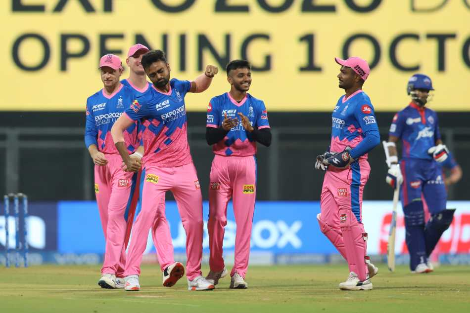 RR vs DC: Brilliant Royals bowlers restrict Capitals to 147 for 8