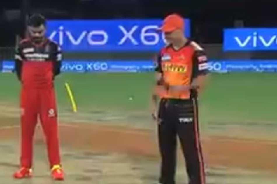 SRH vs RCB: కేన్ మామకు దక్కని చోటు.. హైదరాబాద్ జట్టులో రెండు మార్పులు.. ఆర్సీబీదే బ్యాటింగ్!