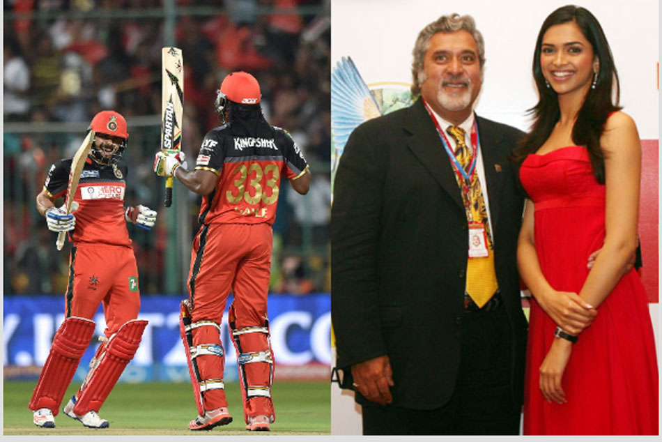 10 Years Of RCB Throwback: Chris Gayle Hits Century With Virat Kohlis Help