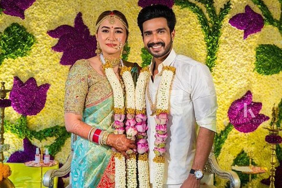 Jwala Gutta And Vishnu Vishal Get Married Today In Hyderabad