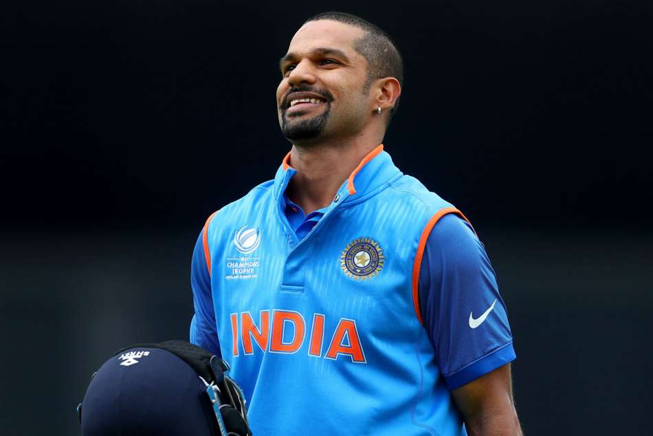 Shikhar Dhawan Might Lead India During India Tour Of Sri Lanka In July