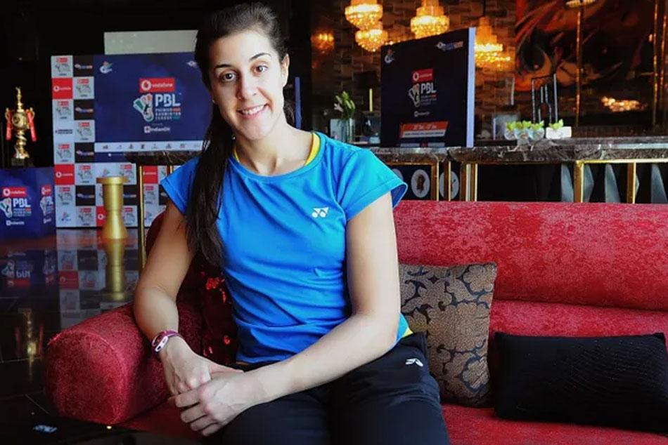 Carolina Marin To Miss Tokyo Olympics Set To Undergo Knee Surgery