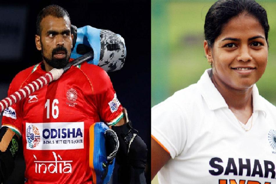 Pr Sreejesh Deepika Thakur Named Hockey India S Nominees For Rajiv Gandhi Khel Ratna Award