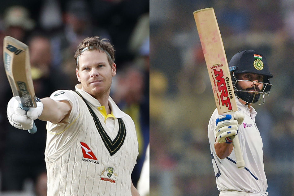 ICC Test Rankings: మళ్లీ అగ్రస్థానానికి స్మిత్..నాలుగో ర్యాంకులో కోహ్లీ!యాష్ మినహా మరెవ్వరూ లేరు!