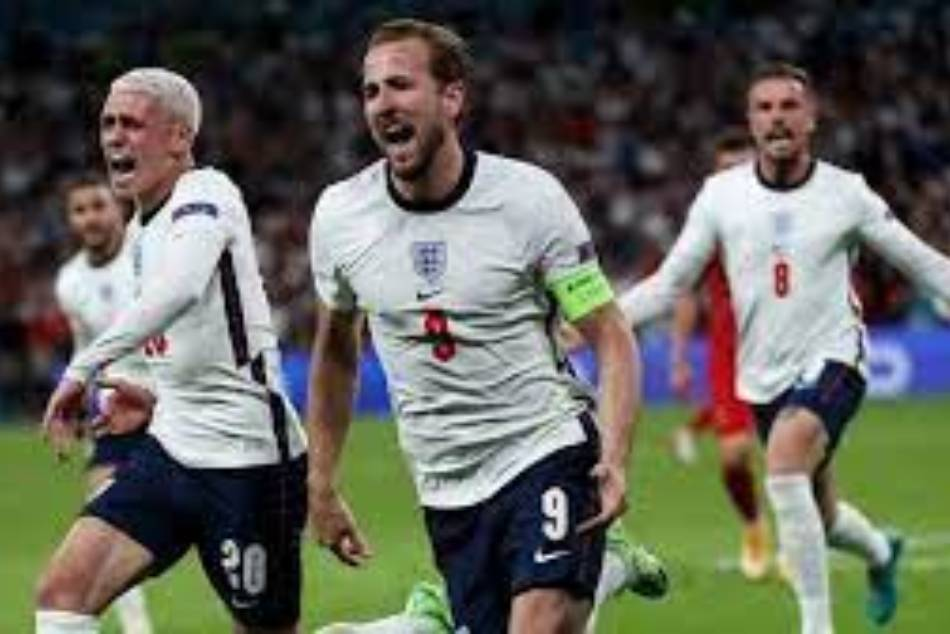 Harry Kane Helps England Beat Denmark 2 1 And Enter Euro 2020 Final