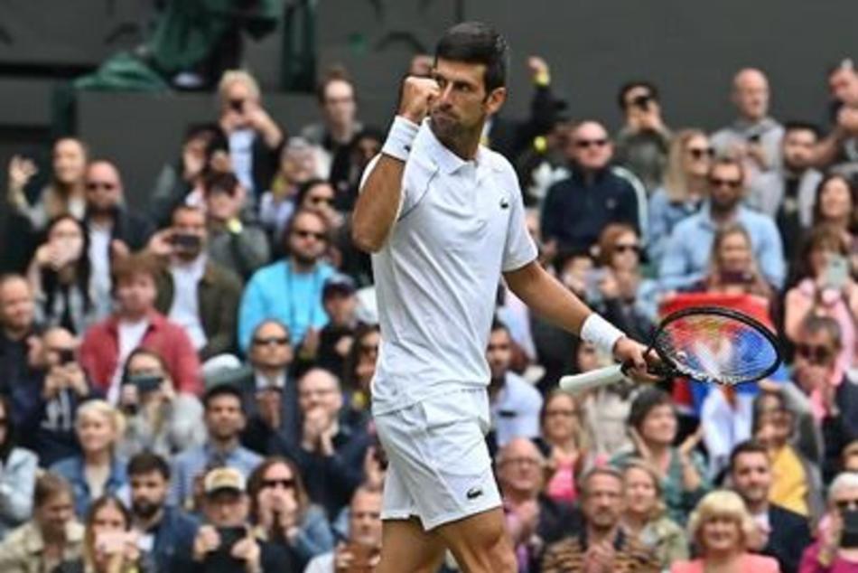 Wibledon 2021 Serbian Star Novak Djokovic Wins Wimbledon Clinches 20th Grand Slam