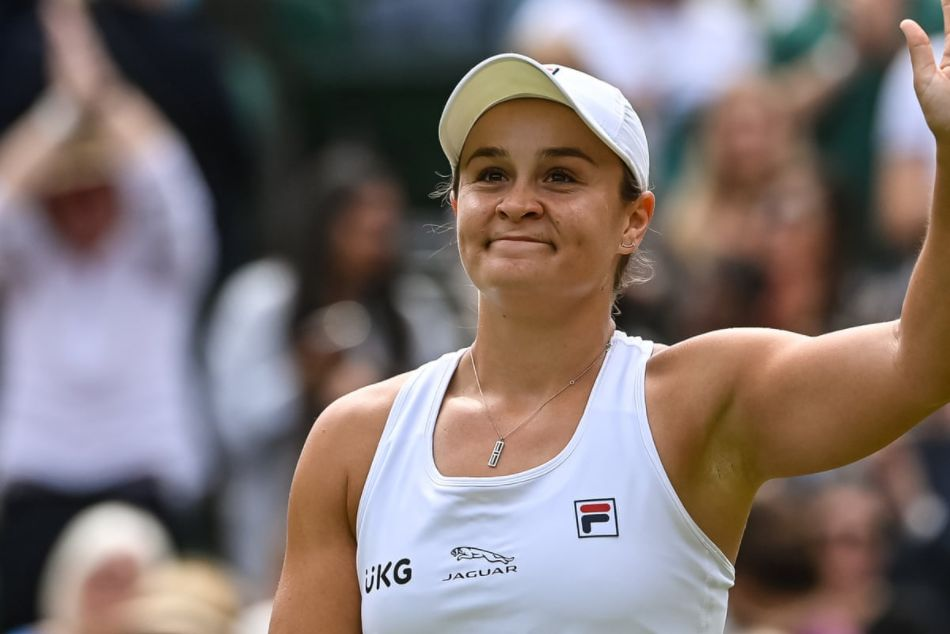Did You Know Wimbledon 2021 Champion Ash Barty Was Once Featured For Brisbane Heat In The Wbbl
