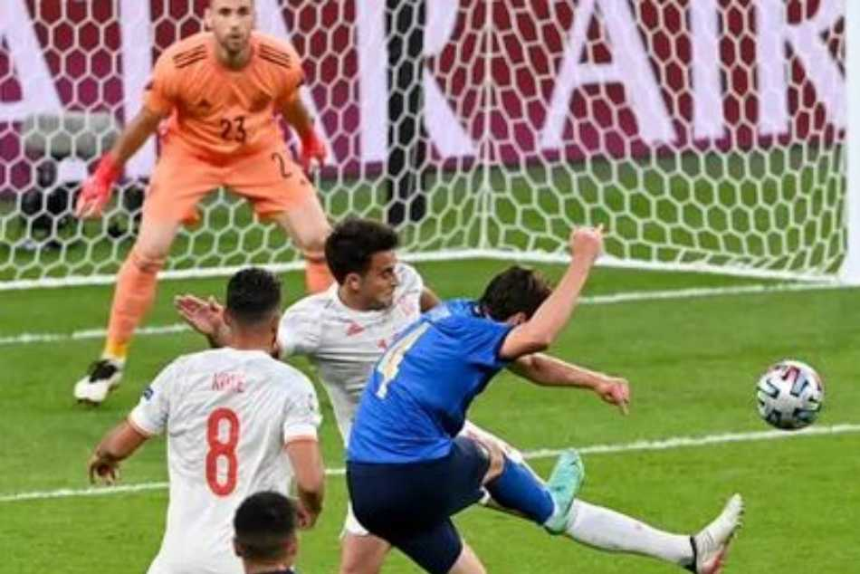 Italy Beat Spain In Penalty Shootout To Reach Euro 2020 Final