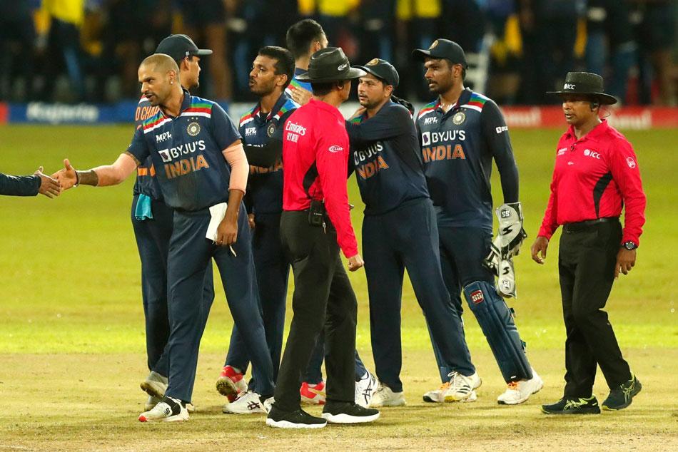 IND vs SL: ద్రవిడ్ ప్లాన్ మిస్ఫైర్.. చిత్తయిన భారత్.. శ్రీలంకదే టీ20 సిరీస్!