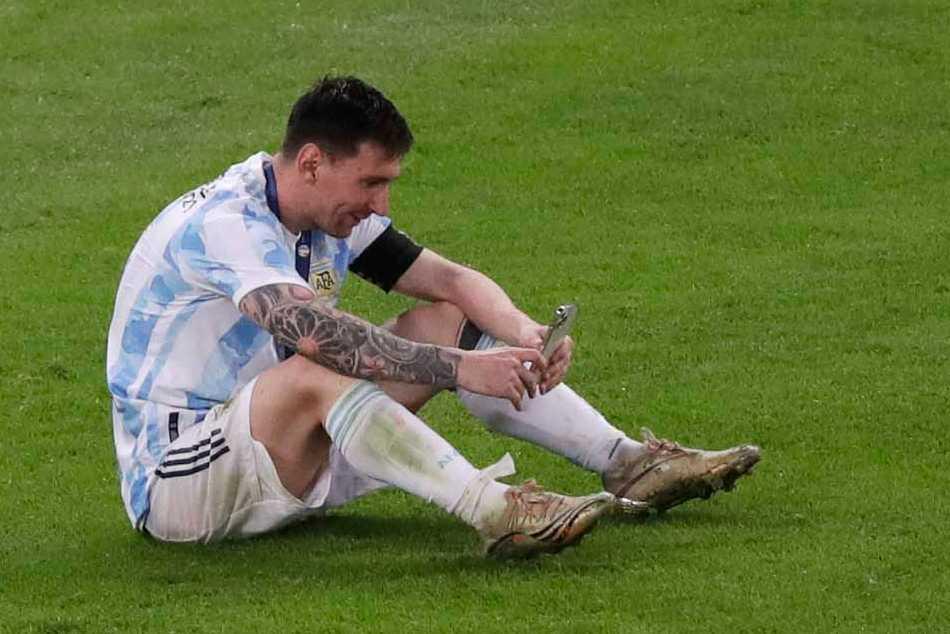 Copa America 2021 Video Of Neymar Hugging Lionel Messi Post Match Goes Viral