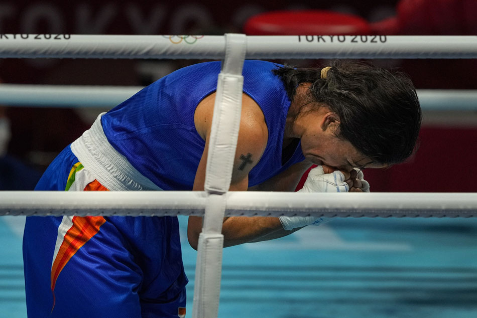 Tokyo Olympics 2021 Mary Kom Questions Change Of Her Ring Dress A Minute Before Bout