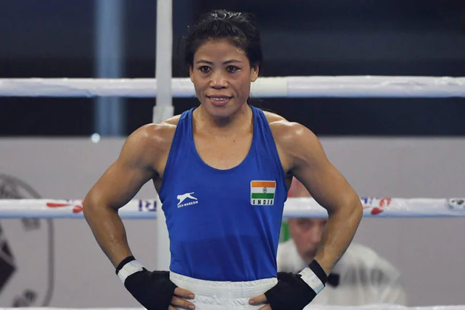 Indians Boxing Great Mary Kom Knocked Out Of Olympics 2020 In Round 16 Match