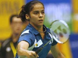 Sports Saina Wins First Round Aid