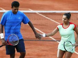 Sports Sania Hesh Lift French Open Mixed Doubles Crown