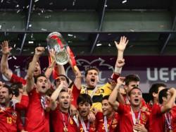 Sports Spain Make History Retain European Title
