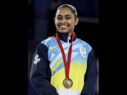 Tripura Celebrates Dipa S Historic Cwg Bronze Medal
