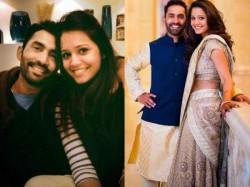Dinesh Dipika Have Hindu Christian Wedding