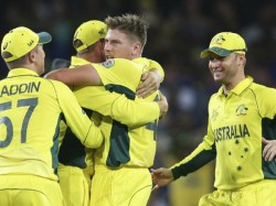 Spin Won T Be Factor Semis Against India James Faulkner