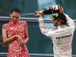 Formula 1 Driver Lewis Hamilton Urged Apologize After Sprayi