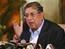 Bcci Meeting Adjourned Due Srinivasan S Presence