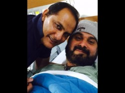 Navjot Singh Sidhu Gets Visit From His Brother Mohammad A