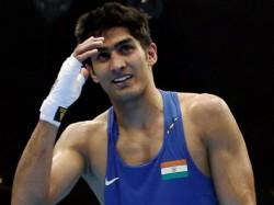 I Don T Need Extra Rounds Finish Off Hyuseinov Vijender Singh